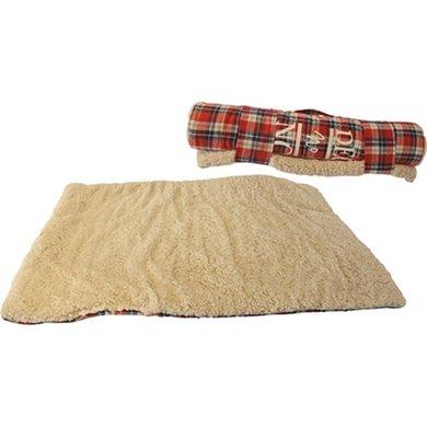 Reiskussen Lumberpet 100x70cm