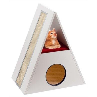 Ferplast Merlin Katten Speel Meubel 62x38.5x72cm