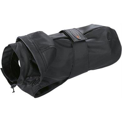 Ferplast Hondenjas Trench Coat Zwart 47cm