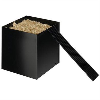Ferplast Knaagdiernest Zwart 25x25x30cm