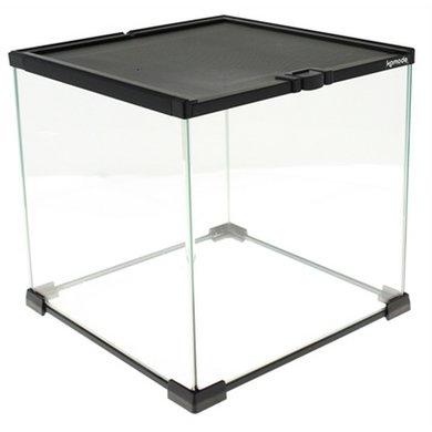 Komodo Nano Habitat Glazen Terrarium 31x31x30cm