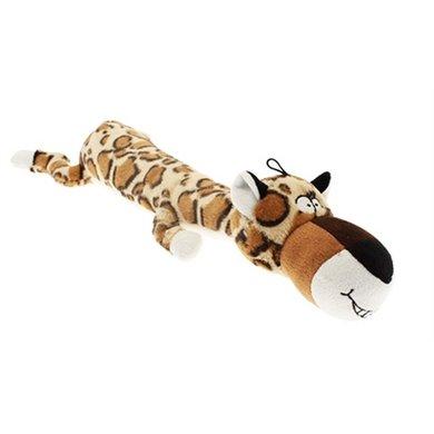 Multipet Safari Squeaker Luipaard 54x17x7cm
