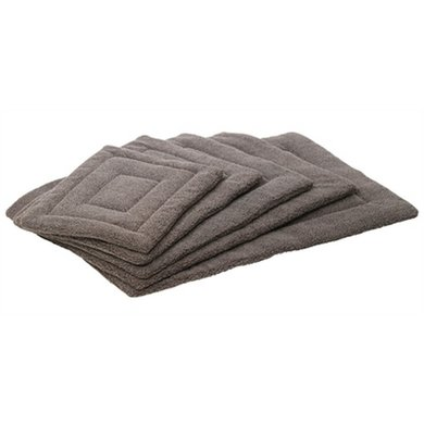 House Of Paws Hondenmat Berber Fleece Bruin 100.5x70x10cm