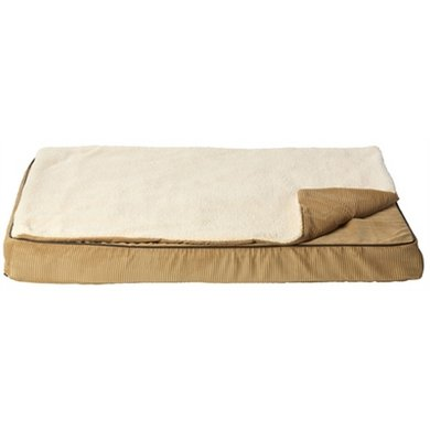 House Of Paws Hondenkussen Matras Foam Top Beige 80x57x7.5cm