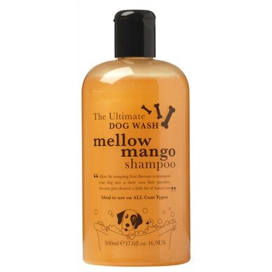 House Of Paws Mellow Mango Shampoo 500ml