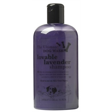 House Of Paws Lovable Lavender Shampoo 500ml