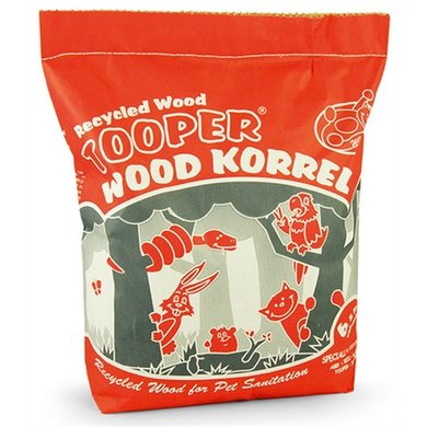 Tooper Houtkorrel 6.5l