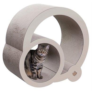 Krabpaal Cats Grove XXL Beige 46.5x90x82cm