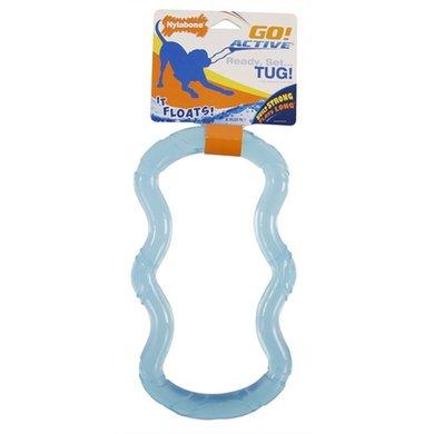 Nylabone Go Active Tug Blauw