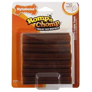 Nylabone Rompn Chomp Snack Navulling 12 St