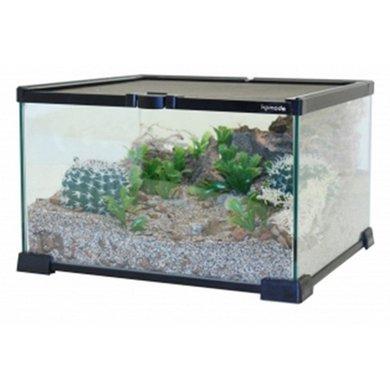 Komodo Nano Habitat Glazen Terrarium 31x31x20cm