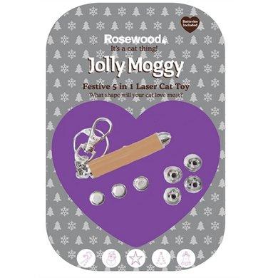 Jolly Moggy Kerst Laserspeelgoed Kat 5 In 1