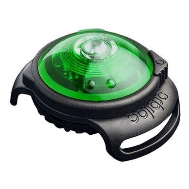 Orbiloc Dog Dual Veiligheidslamp Led Groen