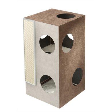 Ferplast Kubo Katten Speel Meubel 2 45x47x72cm