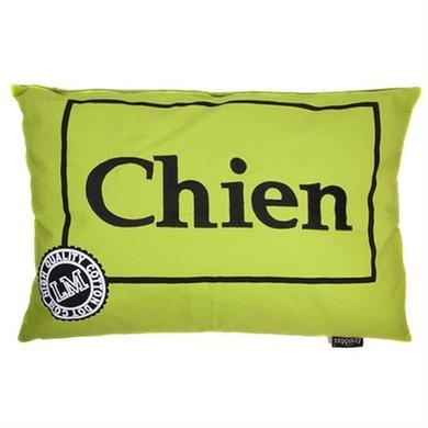 Lex&max Hoes Voor Hondenkussen Chien Lime 100x70cm