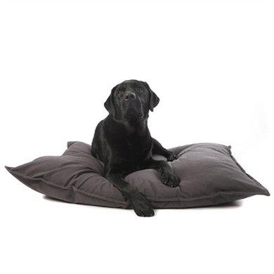 Lex&max Hoes Voor Hondenkussen Tivoli Antraciet 60x45cm