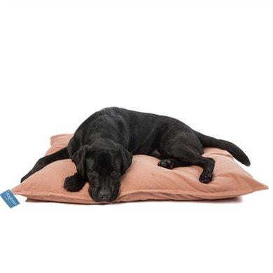 Lex&max Hoes Voor Hondenkussen Tivoli Beige 100x70cm