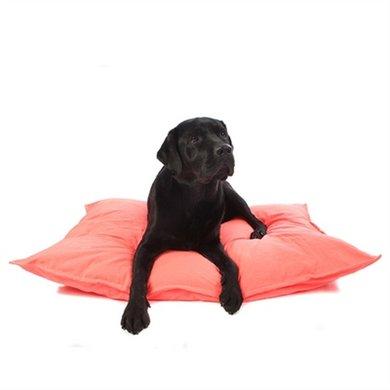 Lex&max Hoes Voor Hondenkussen Tivoli Fluor 100x70cm