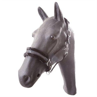 Hb Glamour Halster Pony Zwart