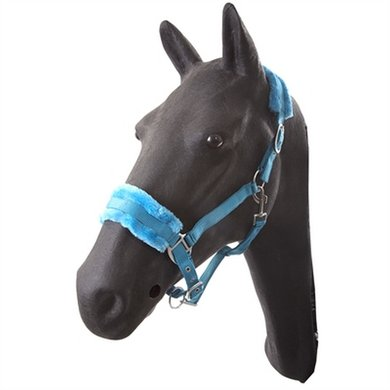 Hb Halster Full Teddy Turquoise