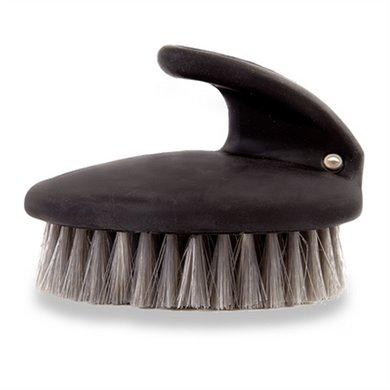 Hb Handpalm Soft Borstel Zwart