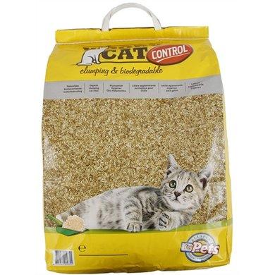 Woody Cat Control Kattenbakvulling 20l/6.6kg