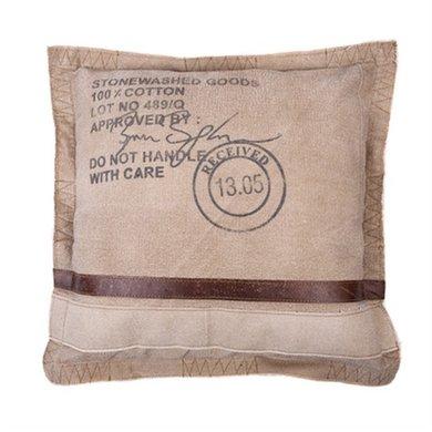 In The Mood Sierkussen Vintage Stonewashed Goods 45x45cm
