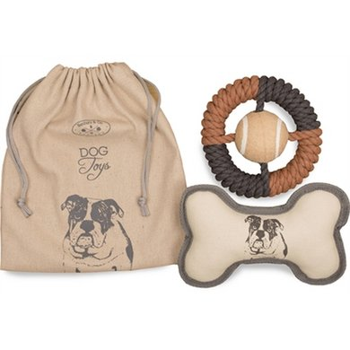 Banbury & Co Luxury Cadeauset Hond 28x23cm