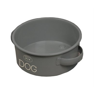 Banbury & Co Voerbak Hond Tin 22x7cm