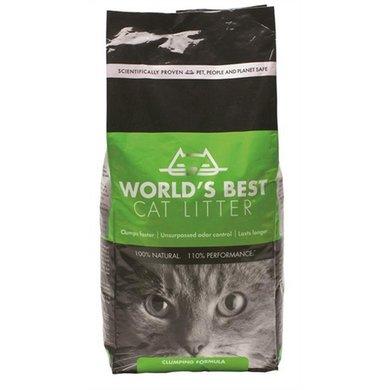 Worlds Best Kattenbakvulling Original 12.7kg