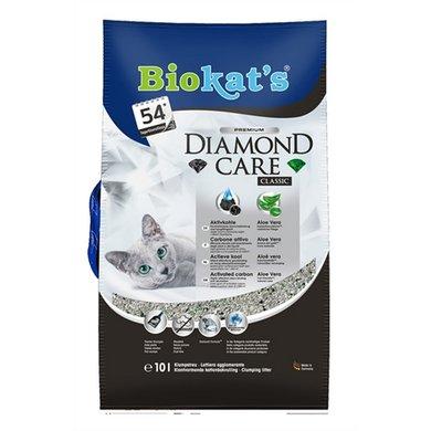Biokats Kattenbakvulling Diamond Care Classic 10l