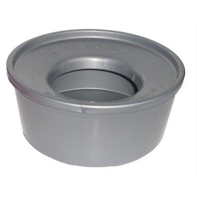 Non Spill Drinkbak Zilver 19cm
