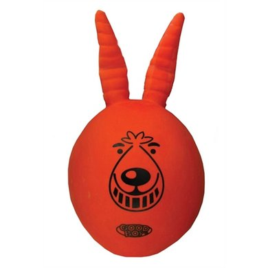 Good Boy Latex Space Lobber Oranje 11.5cm