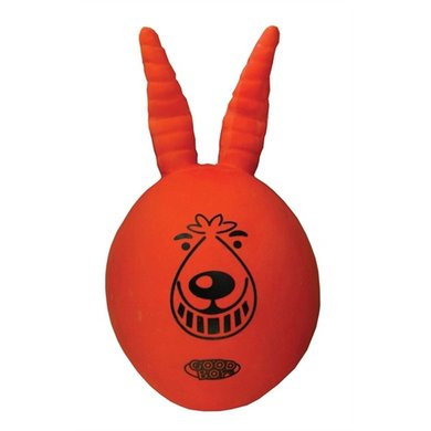 Good Boy Latex Space Lobber Oranje 28cm
