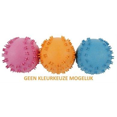 Rubber Bal Met Geluid 6cm
