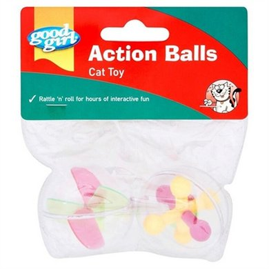 Action Bal 3.5cm 2 St
