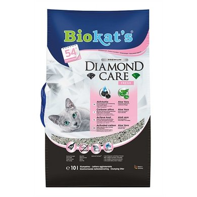 Biokats Kattenbakvulling Diamond Care Fresh 10l