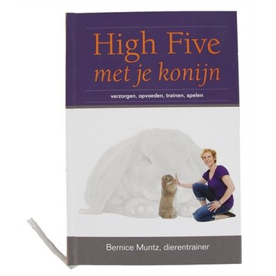 Boek High Five Met Je Konijn