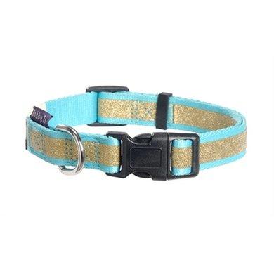Bobby Halsband Papagayo Turquoise 25-40x1.6cm