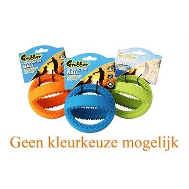 Happy Pet Grubber Interactieve Voetbal Mini 12.5x12.5x12.5cm