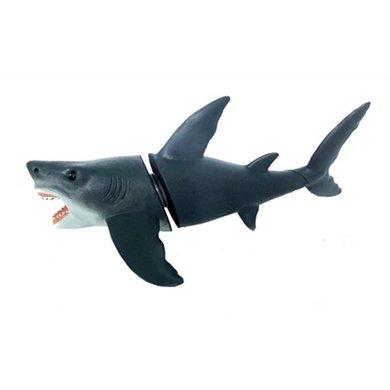 Aqua Della Aquarium Ornament Magnet Shark 27x16x11.5cm