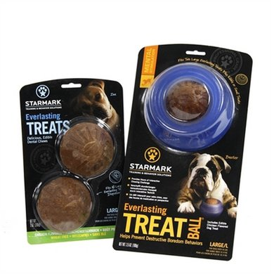 Starmark Everlasting Voerbal Everlasting Treat Veggie Large
