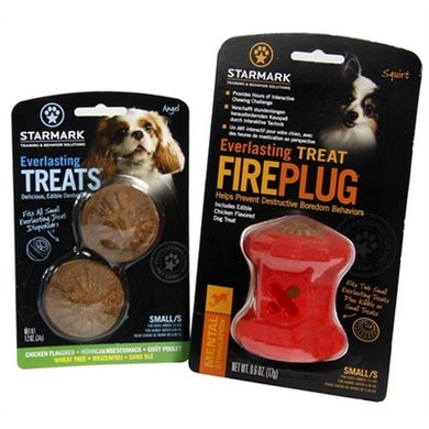 Starmark Everlasting Fire Plug Voerbal Treat Veggie Small