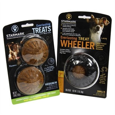 Starmark Everlasting Treat Wheeler Voerbal Treat Veggie S