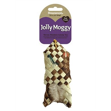 Jolly Moggy Woven Wonders Feather Vis