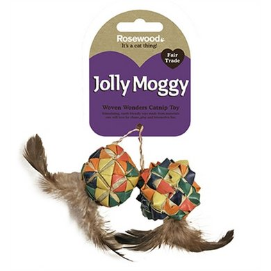 Jolly Moggy Woven Wonders Squares 2.5cm