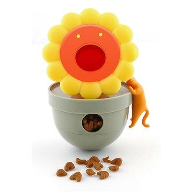 Lchic Sunflower Cat-tumbler 10x8.5x11.5cm
