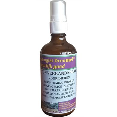 Dierendrogist Zonnebrandspray 100ml