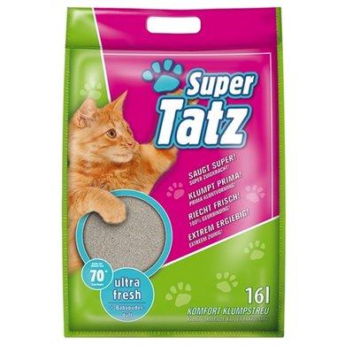 Super Tatz Ultra Fresh Met Babypoeder Geur 16l