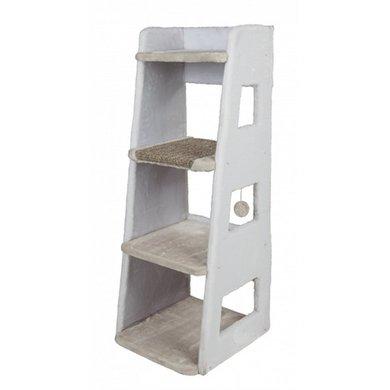 Trixie Luis Katten Toren Wit 44x45x116cm